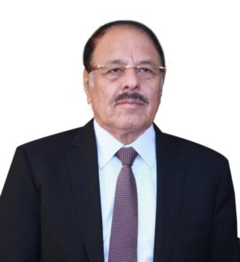 نائب رئيس الجمهورية يعرب عن أصدق التعازي والمواساة في وفاة الدكتور حسين الإرياني